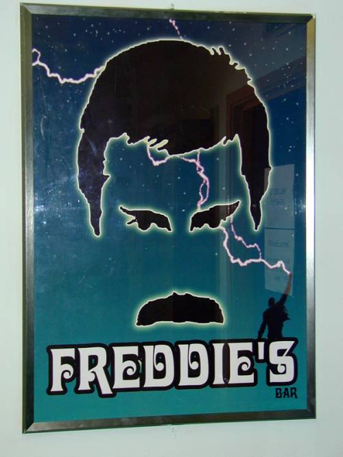 Ealing College - Freddie's bar