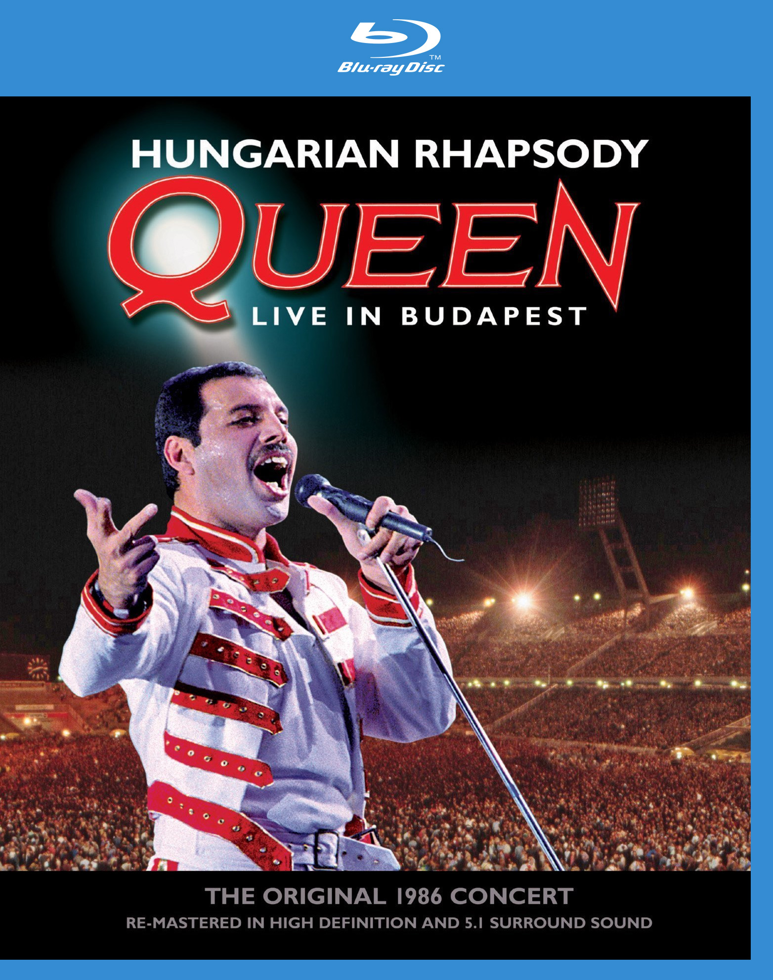 Queen - Live In Budapest 1986