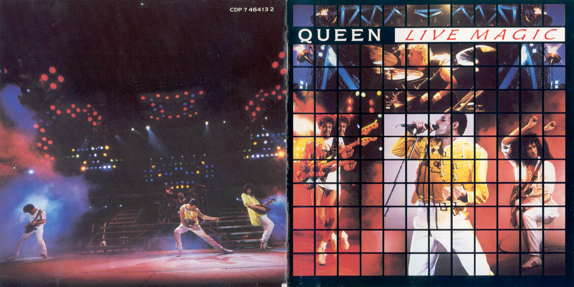 Queen - Live Magic 1986