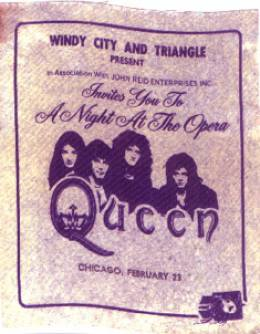 Chicago 23.2.1976 pass