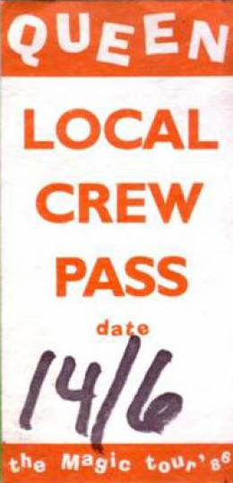 Paris 14.6.1986 crew pass