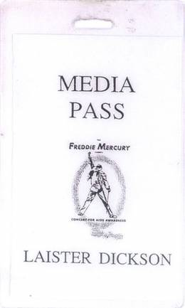 FM Tribute - media pass