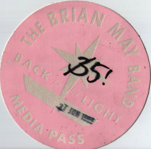 Budapest 27.06.1993 photo pass