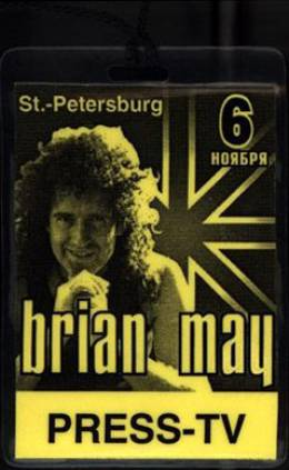 St. Petersburg 6.11.1998 press pass