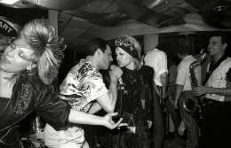 Guest appearance: Queen live at the Kensington Roof Gardens, London, UK (Roof Gardens afterparty)