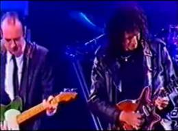 Guest appearance: Brian May live at the Brixton Academy, London, UK (with Status Quo)