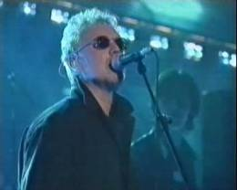 Concert photo: Roger Taylor in Riverside Studios, London, UK (TFI Friday) [09.10.1998]