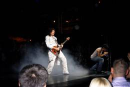Guest appearance: Brian May live at the Dominion Theatre, London, UK (WWRY musical - both performances)