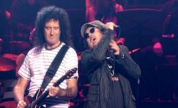 Guest appearance: Brian May live at the Royal Albert Hall, London, UK (with Zucchero, Pavarotti, Paul Young, Ronan Keating...)