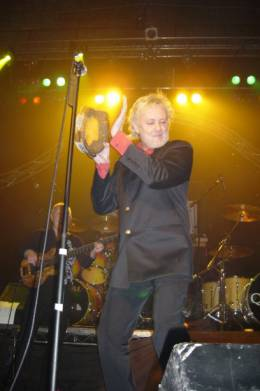 Guest appearance: Roger Taylor live at the Clapham Grand, London, UK (Rainbow Trust charity gig with SAS Band)