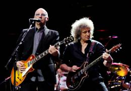 Guest appearance: Brian May + Roger Taylor live at the Royal Albert Hall, London, UK (Princes Trust Rock Gala)