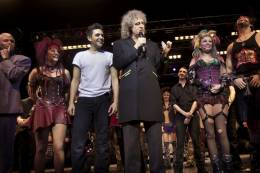 Guest appearance: Roger Taylor live at the Forum, Copenhagen, Denmark (WWRY musical)