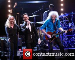 Concert photo: Brian May live at the Royal Albert Hall, London, UK (City Rocks) [01.04.2014]