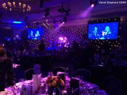 Guest appearance: Brian May live at the Dorchester Hotel, London, UK (for the David Shepherd Wildlife Foundation)