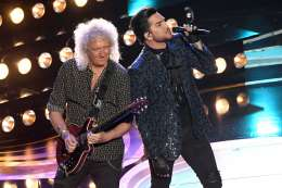 Guest appearance: Queen + Adam Lambert live at the Dolby Theatre, Los Angeles, CA, USA (91st Academy Awards - Oscars 2019)