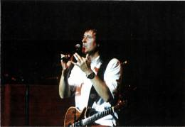 Concert photo: Brian May live at the Martinihal, Groningen, The Netherlands [24.09.1998]