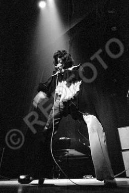 Concert photo: Queen live at the New Theatre, Oxford, UK [20.11.1973]