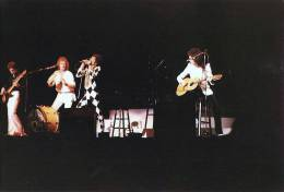 Concert photo: Queen live at the Madison Square Garden, New York, NY, USA [01.12.1977]