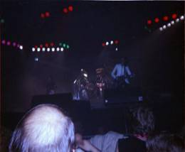 Concert photo: Queen live at the Ahoy Hall, Rotterdam, The Netherlands [20.04.1978]