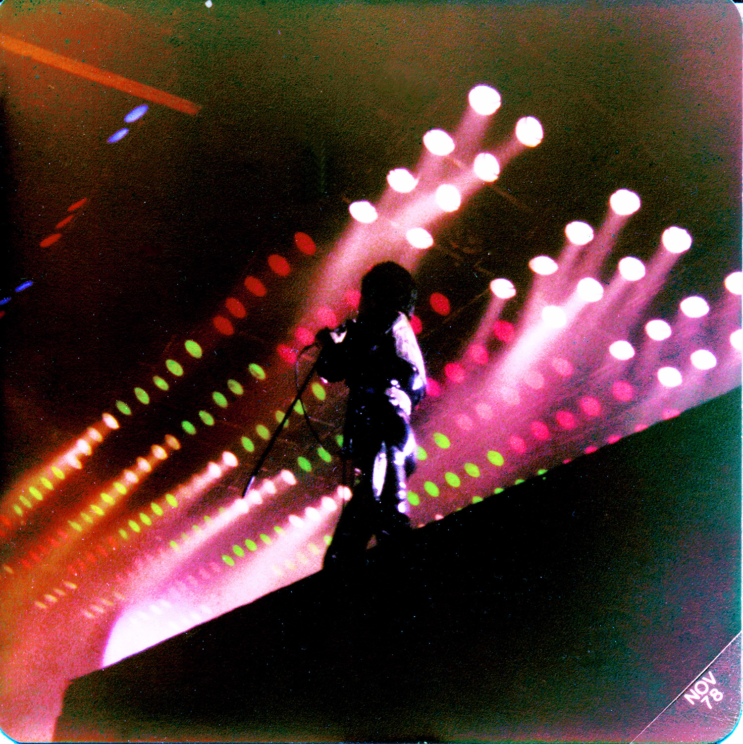Photo: 11.11.1978 - Queen live at the Wings Stadium, Kalamazoo, Michigan, USA