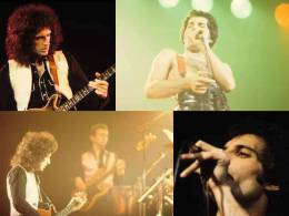 Concert photo: Queen live at the Maple Leaf Gardens, Toronto, Canada [03.12.1978]