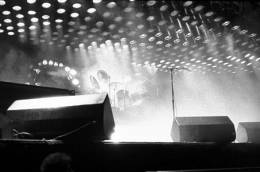 Concert photo: Queen live at the Ahoy Hall, Rotterdam, The Netherlands [30.01.1979]