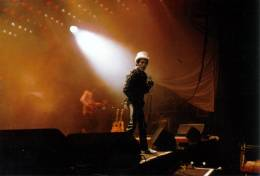 Concert photo: Queen live at the Ludwigsparkstadion, Saarbrücken, Germany [18.08.1979]
