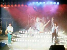 Concert photo: Queen live at the CNE, Toronto, Canada [30.08.1980]