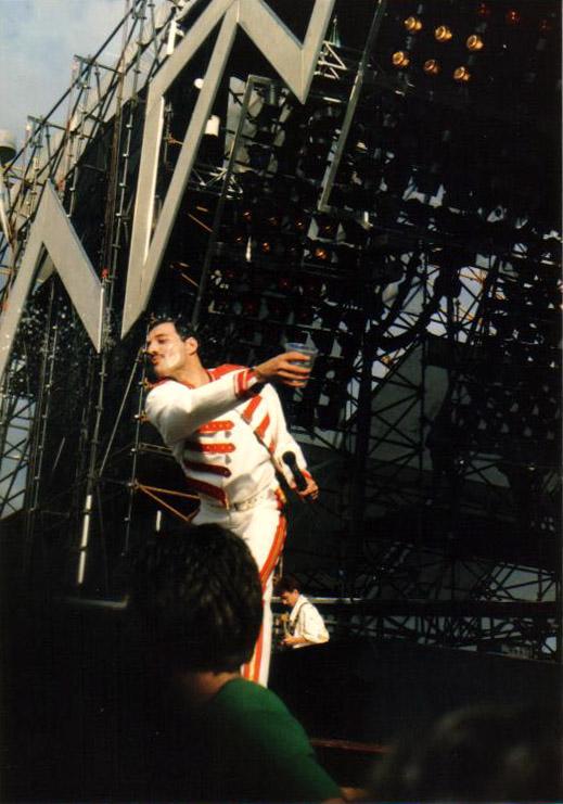 Freddie Mercury Freddy Mercury Foolin' Around