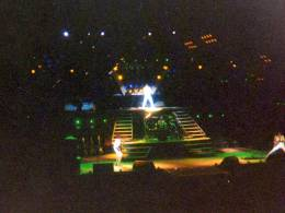 Concert photo: Queen live at the Amphitheatre, Frejus, France [30.07.1986]
