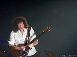 Concert photo: Queen + Paul Rodgers live at the Nelson Mandela Forum, Firenze, Italy [07.04.2005]