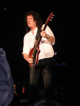 Concert photo: Queen + Paul Rodgers live at the Festhalle, Frankfurt, Germany [19.04.2005]
