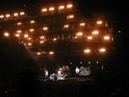 Concert photo: Queen + Paul Rodgers live at the MEN Arena, Manchester, UK [04.05.2005]