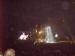 Concert photo: Queen + Paul Rodgers live at the Gelredome, Arnhem, The Netherlands [10.07.2005]