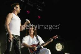 Concert photo: Queen + Paul Rodgers live at the Hyde Park, London, UK [15.07.2005]