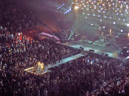 Concert photo: Queen + Paul Rodgers live at the American Airlines Arena, Miami, FL, USA [03.03.2006]