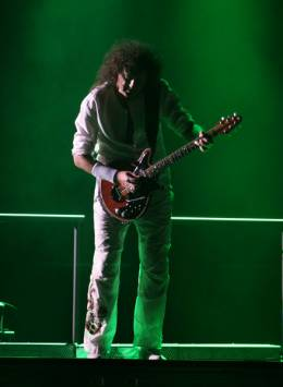 Concert photo: Queen + Paul Rodgers live at the Gwinett Center, Duluth, GA, USA [07.03.2006]