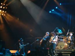Concert photo: Queen + Paul Rodgers live at the HP Pavilion, San Jose, CA, USA [05.04.2006]
