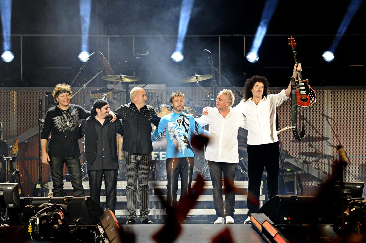Queen & Paul Rodgers - C-Lebrity - teksteshqip.com