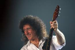 Concert photo: Queen + Paul Rodgers live at the Sportpaleis, Antwerp, Belgium [23.09.2008]