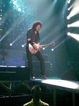 Concert photo: Queen + Paul Rodgers live at the Arena, Sheffield, UK [19.10.2008]