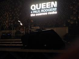 Concert photo: Queen + Paul Rodgers live at the Metro Radio Arena, Newcastle, UK [04.11.2008]