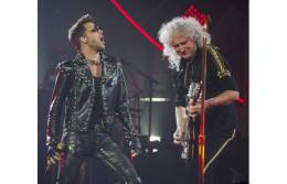 Concert photo: Queen + Adam Lambert live at the Rogers Arena, Vancouver, Canada [28.06.2014]