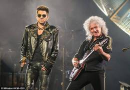 Concert photo: Queen + Adam Lambert live at the Bell Centre, Montreal, Canada [14.07.2014]