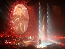 Concert photo: Queen + Adam Lambert live at the Madison Square Garden, New York, NY, USA [17.07.2014]