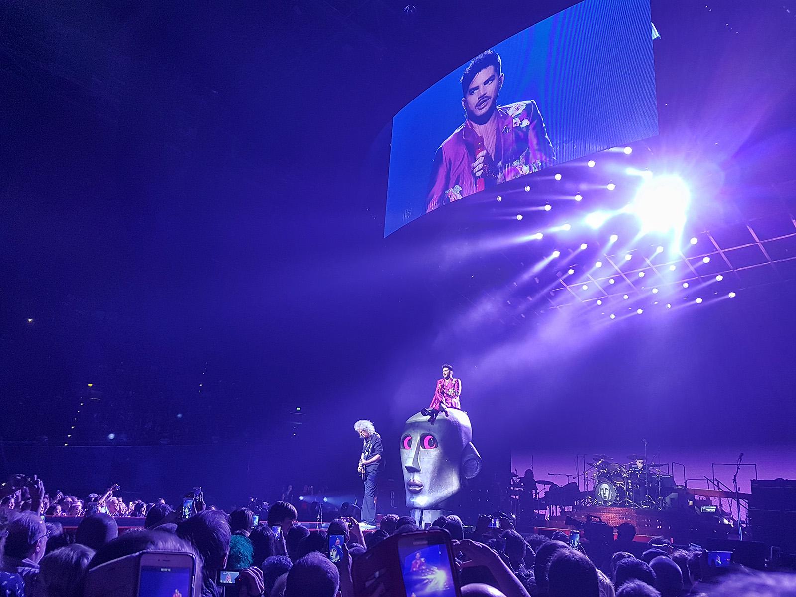 Concert Queen Adam Lambert Live At The Olympiahalle