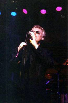 Concert photo: Roger Taylor live at the The Waterfront, Norwich, UK [29.03.1999]