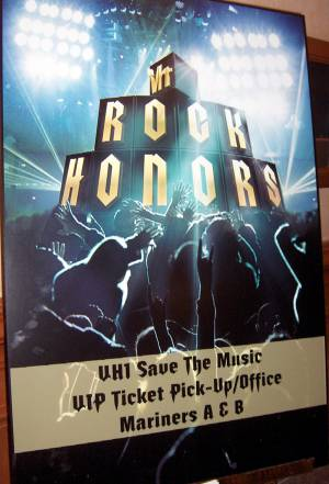 Poster - Queen + Paul Rodgers on VH1 Rock Honors on 25.05.2006
