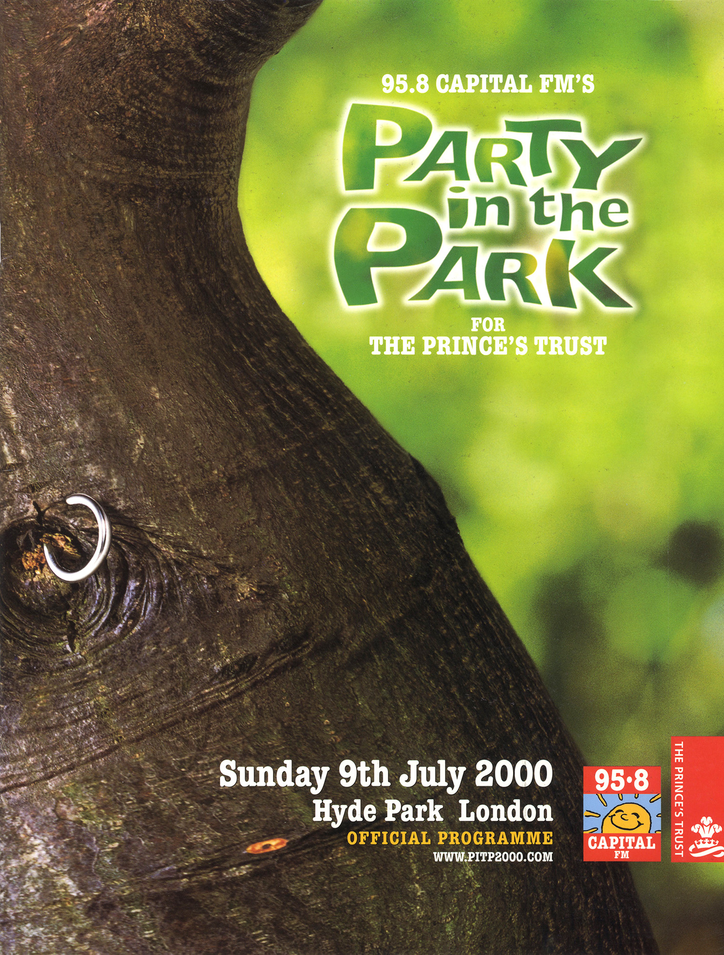Party In The Park 2000