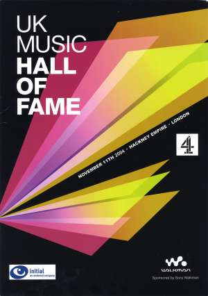 Hall Of Fame program (UK)